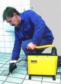 Электрическая машина для прочистки труб REMS Кобрa 22 Rems