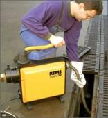 Электрическая машина для прочистки труб REMS Кобрa 32 Rems