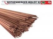 Твердый сереброфосфоросодержащий припой РОЛОТ S 2 CP 105 Rothenberger