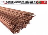 Твердый сереброфосфоросодержащий припой РОЛОТ S 5 CP 104 Rothenberger