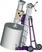 Алмазная сверлильная установка CDM 110 Eurodima
