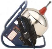 Прочистная машина до 150 мм Модель N Electric Eel