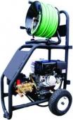 Гидродинамическая прочистная машина EJ-CS3000.4 CAMSpray
