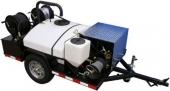 Гидродинамическая прочистная машина Серия SK (размещение на прицепе) CAMSpray