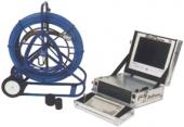 Система цветной видеодиагностики Модель EC-15LCD-DV Electric Eel