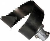 Насадка 75 мм для тяжелых засоров в трубах до 100 мм HDD-4S Electric Eel
