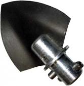 Насадка 75 мм для удаления твердых отложений в трубах от 100 мм A-2-3DC Electric Eel
