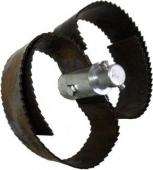Насадка 192 мм для окончательной очистки труб 200 мм HDD-8 Electric Eel
