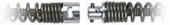 Стандартные двойные спирали 8DC Electric Eel
