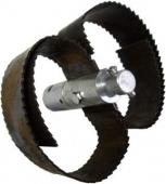 Тандемная насадка для окончательной очистки труб 250 мм HDD-10-TH Electric Eel