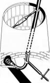 Отвод для колодцев GT-SET с распоркой G8 Electric Eel