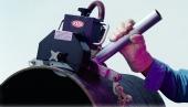 Универсальный пневматический труборез для труб от 6 до 48 (от 150 мм до 1300 мм) Reed