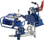 Гидравлическая машина для стыковой сварки трубопроводов PT 125 KWH Tech