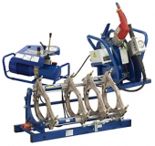 Гидравлическая машина для стыковой сварки трубопроводов PT 200 KWH Tech