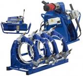 Гидравлическая машина для стыковой сварки трубопроводов PT 315 KWH Tech