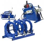 Гидравлическая машина для стыковой сварки трубопроводов PT 355  KWH Tech