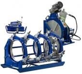 Гидравлическая машина для стыковой сварки трубопроводов PT 500 KWH Tech