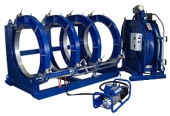 Гидравлическая машина для стыковой сварки трубопроводов PT 800 KWH Tech