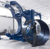 Гидравлическая машина для стыковой сварки трубопроводов PT 2000 KWH Tech