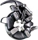 Автоматическая самооткрывающаяся резьбонарезная головка RА815 REKON