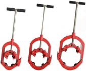 Труборез с хомутной защелкой для стальных труб от 2 до 8 REKON