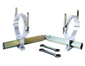 Двойной позиционер для фиксации труб с функцией удаления овальности  d 110-250 Caldervale Technology