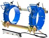 Двойной гидравлический позиционер для фиксации труб с функцией удаления овальности d 400-710 Caldervale Technology