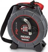 Инспекционная промышленная видеосистема SeeSnake microReel RIDGID