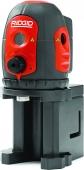 Самовыравнивающийся 5-ти точечный лазерный уровень micro DL-500 RIDGID