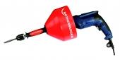 Электрическое устройство для прочистки труб Роспи R36 Plus Rothenberger