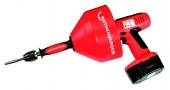 Электрическое устройство для прочистки труб Роспи R36 Plus AKKU Rothenberger