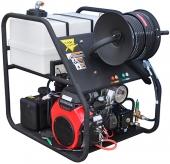 Гидродинамическая прочистная машина серии RCJ (размещение в кузов) CAMSpray