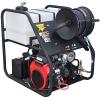 Гидродинамическая прочистная машина серии RCJ (размещение в кузов)