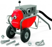 Машина для промышленной прочистки труб и каналов R 80 Rothenberger