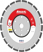 Алмазные диски для стенорезных машин по сверхсильному армированию WSF 100 Адель