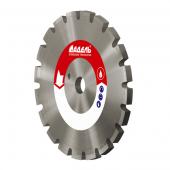 Алмазные диски для разделки трещин по бетону до 25 кВт ЖБ 30 Адель