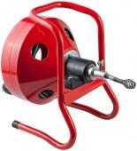 Ручная прочистная машина Модель К-3 (спираль, 1 прочистная насадка) GERAT