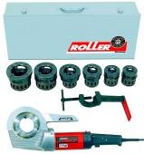 Электрический резьбонарезной клупп Кинг 2 Roller