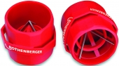 Внутренний и внешний гратосниматель (ример) Rothenberger