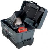 5.5 черно-белый монитор в пластиковом кейсе RIDGID