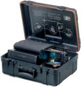 5 цветная видеосистема в пластиковом кейсе RIDGID