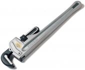 Алюминиевый прямой трубный ключ RIDGID