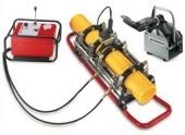 Электрогидравлическая машина для сварки труб Ровелд P 160 B Rothenberger