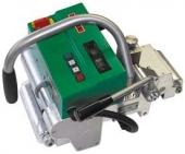 Сварочный автомат горячего клина для сварки ПЭ- и ПП-геомембран ASTRO Leister