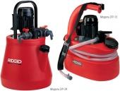 Промывочный насос для снятия накипи Ridgid DP-13 и DP-24 RIDGID