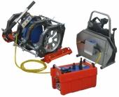 Электрогидравлическая машина для сварки пластиковых труб Delta Dragon 315 B Ritmo