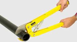 ножницы для отрезки труб REMS РОС П 75