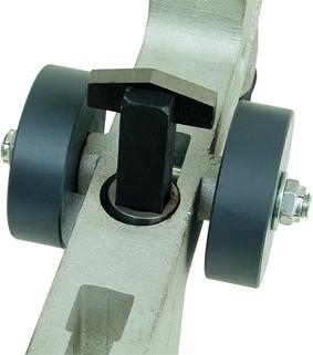 лезвие роторного (поворотного) трубореза для пластиковых труб для скошенного отреза рид reed