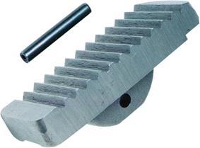 нижняя щека со штифтом трубного ключа угол наклона 45 градусов рид reed