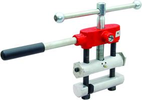 ручной передавливатель PES2CTS reed рид для пластиковых труб